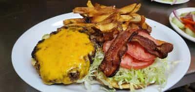 Steak Burger (House Ground Daily)