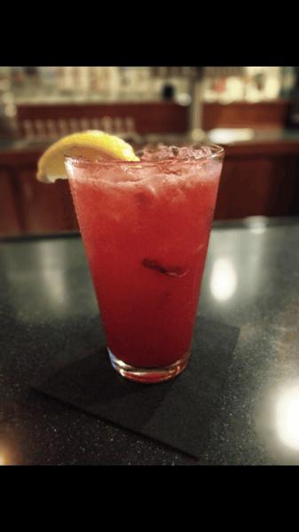 Vodka Raspberry Smash