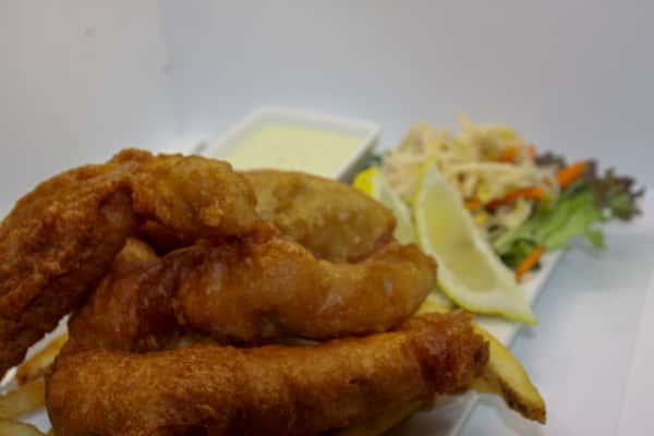 Mahi Mahi Fish & Chips