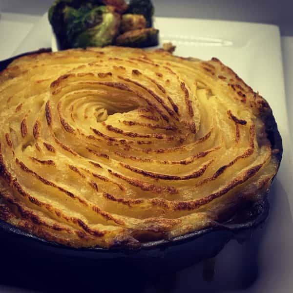 Elk Shepherd's Pie