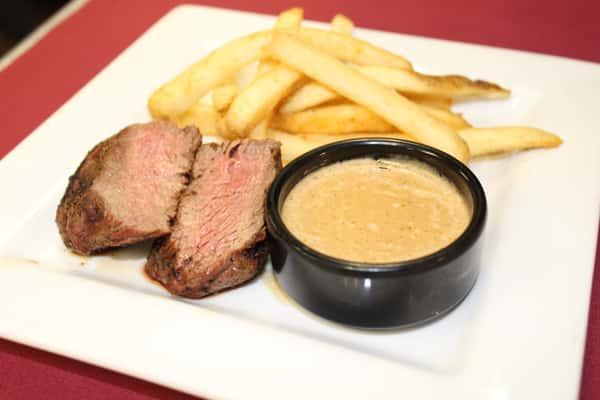 Kids Steak & Fries