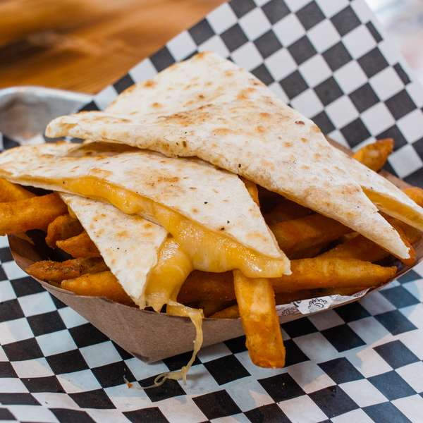 Kids Cheese Quesadilla & Fries