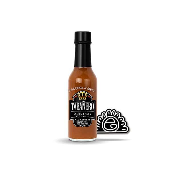 "Tabanero ""Original"" Hot Sauce"