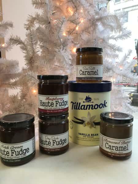 Paradign Foodworks Fudge & Caramel Sauces