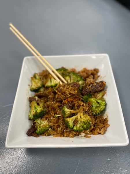 Pork Belly & Broccoli Stir-fry