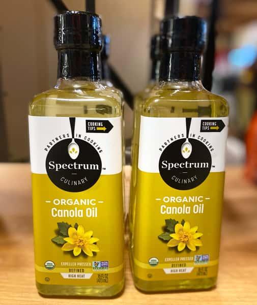 Spectrum Organic Canoloa Oil 16 oz