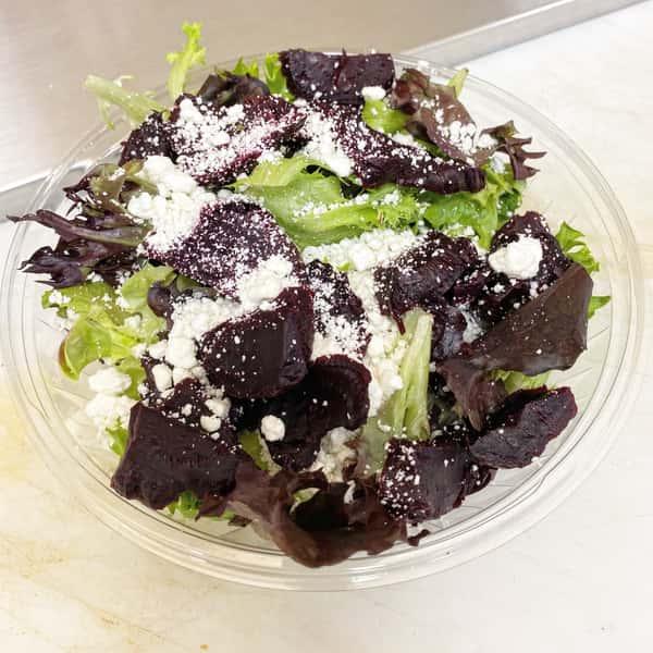 Beet & Goal Cheese Salad