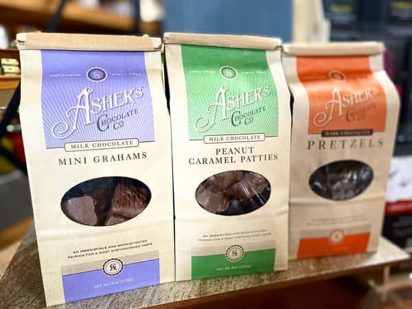 Asher Chocolates