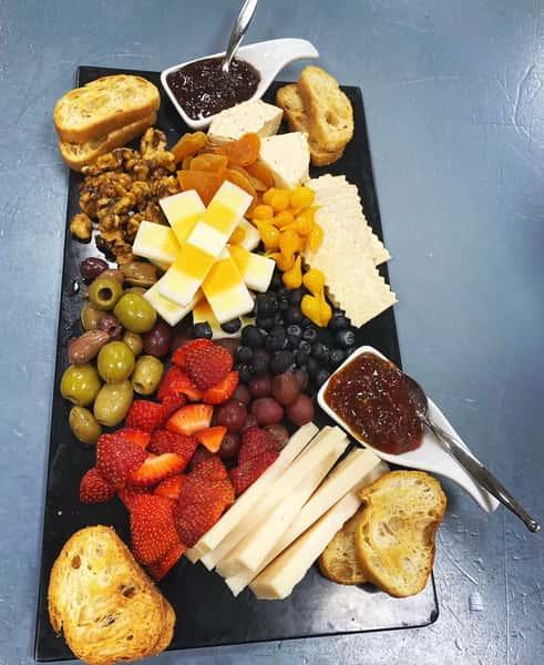 Cheesemonger's Harvest Board