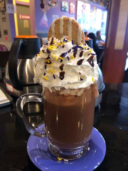 Hot Chocolate Deluxe