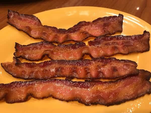 Smoked Bacon, Sausage links or Honey Ham
