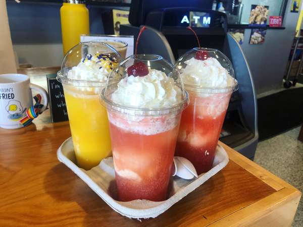 Shirley Temple Float