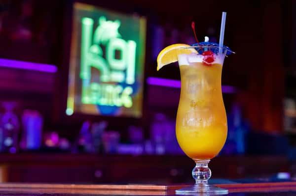 Koi Happy Hour