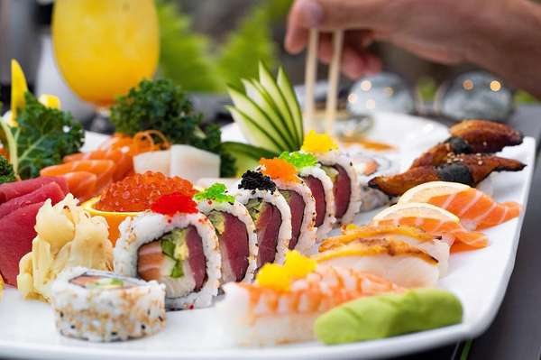 Sushi Plate 2