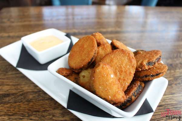 Beer Battered Zucchini Chips