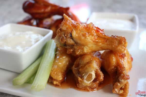 Fresh Jumbo Chicken Wings