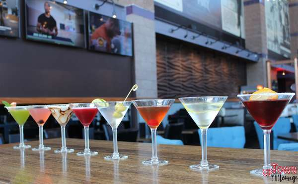 all martinis