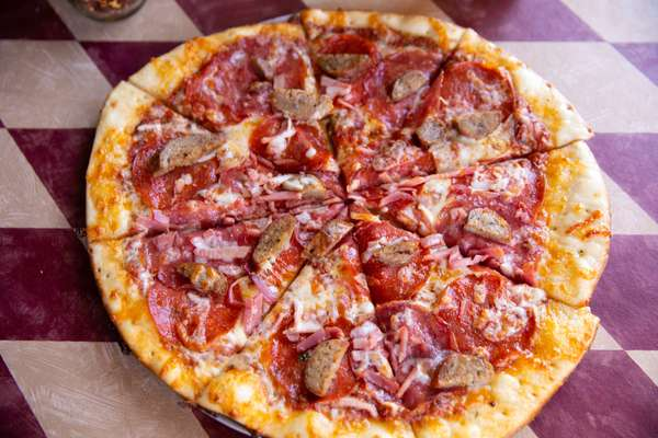 Meat Lovers' Pizza