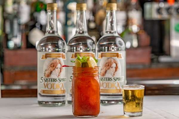 $5 Bloody Mary (5 Sisters Vodka)