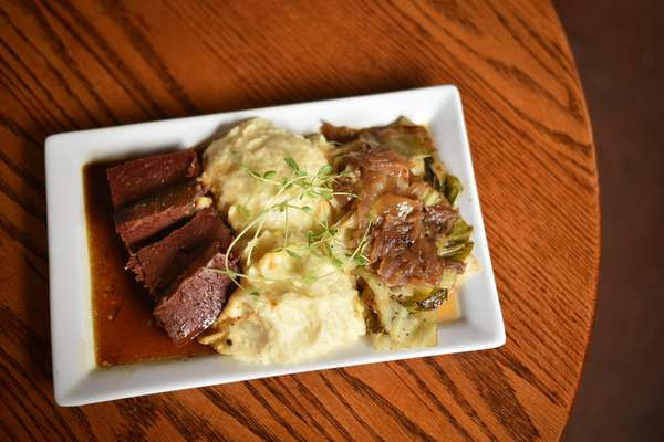 Corned Beef N' Cabbage