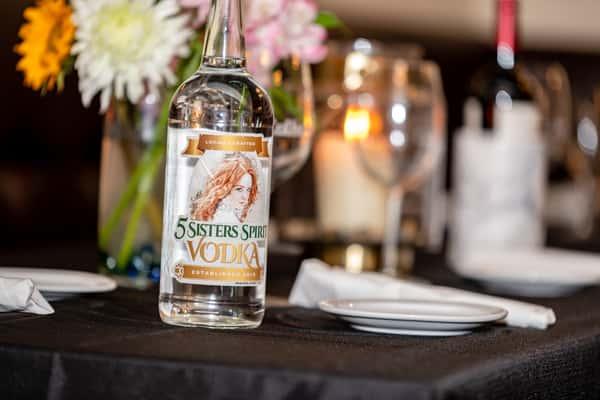 Sisters Premium Vodka