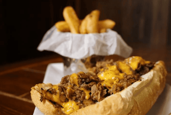 Drunken Cheesesteak