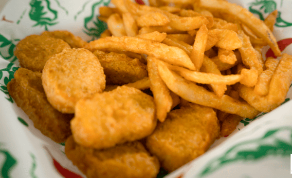 8 Counts Chicken Nugget