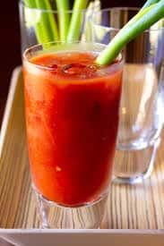 Zingy Bloody Mary