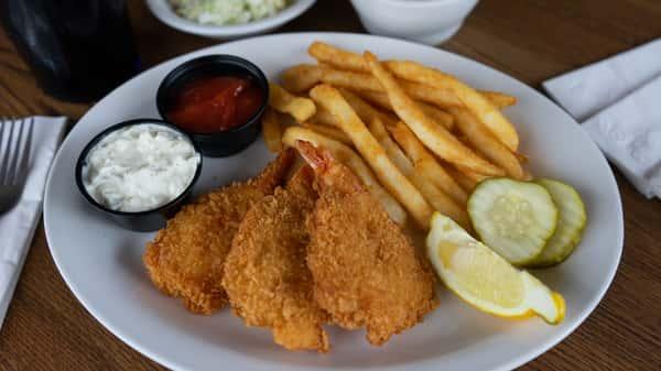 #13 3-Piece Fried Shrimp