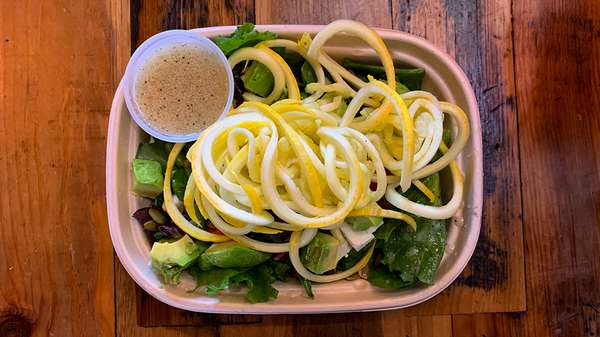 Oaxaca Salad
