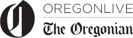 the oregonian / oregon live logo