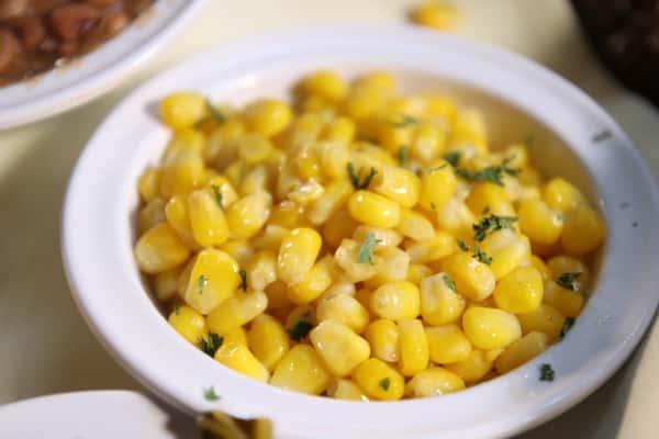 Corn off the cobb