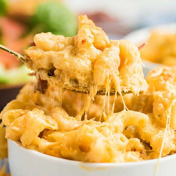 Southern mac & cheese
