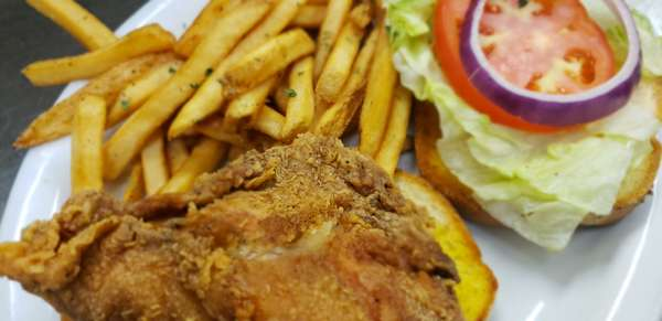 1947 Old Fashion Fried or Baked Chicken