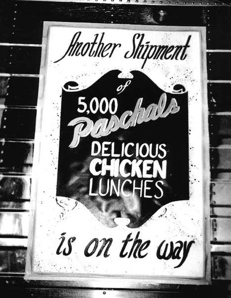 sign from old paschals