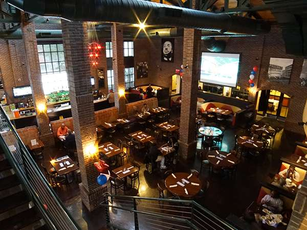 view from above at paschals