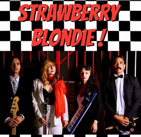 STRAWBERRY BLONDIE