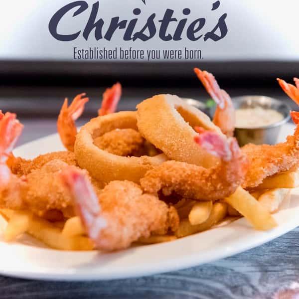 Famous Fried Shrimp