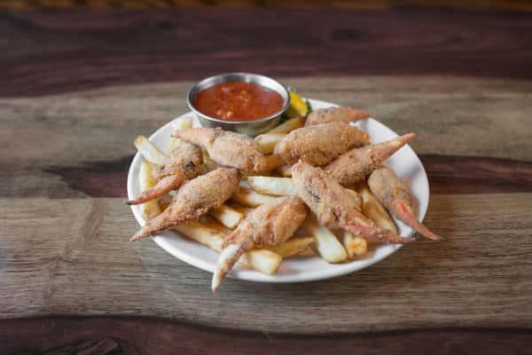 Fried Crabfingers