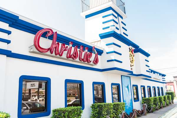 Christie's Famous Fried Shrimp