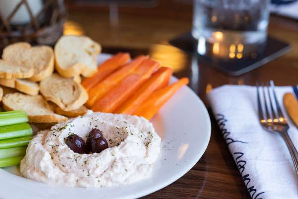 Greek Tarama Dip Christie's Seafood Houston Galleria