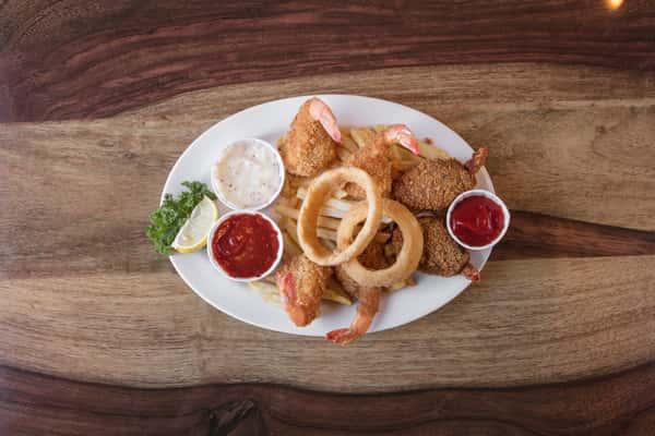 Shrimp Combination