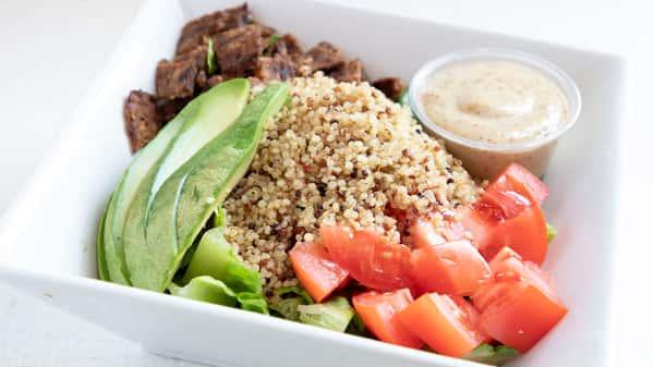 the deconstructed blt salad