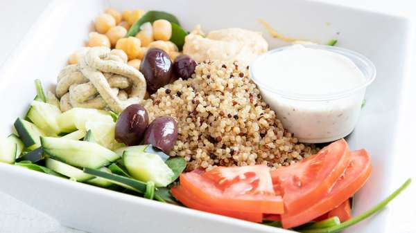 the odyssey salad