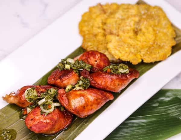 Pork Sausage (Longaniza)