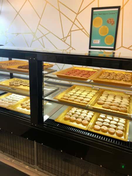 Bite'z cookies interior