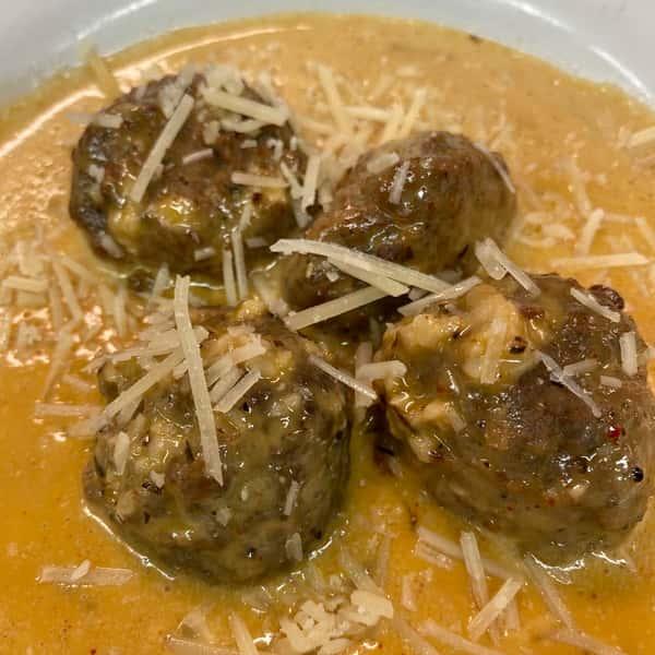 Spicy Creole Meatballs