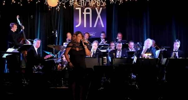 Hope Diamond & The Paul McDonald Big Band