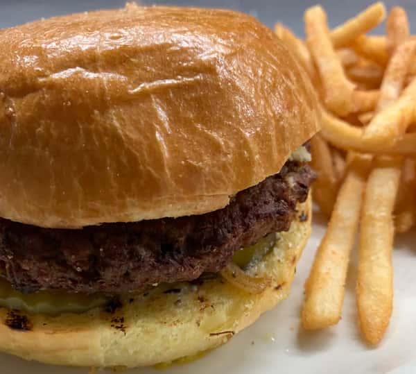 JAX Veggie Burger