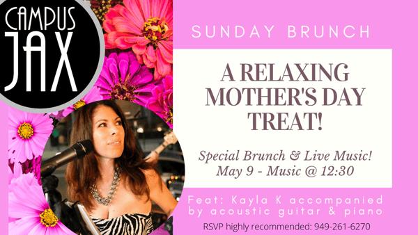 Sunday Mother's Day Brunch